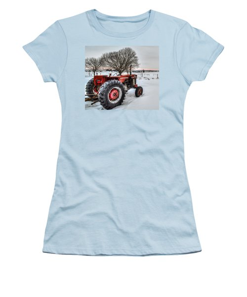 Massey Ferguson 165 Women's T-Shirt (Athletic Fit)