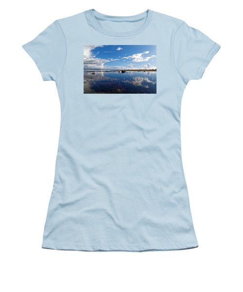 Mavericks Beach Women's T-Shirt (Athletic Fit)