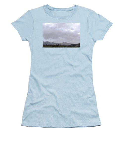 Women's T-Shirt (Junior Cut) featuring the photograph Minotaur Iv Lite Launch by Science Source