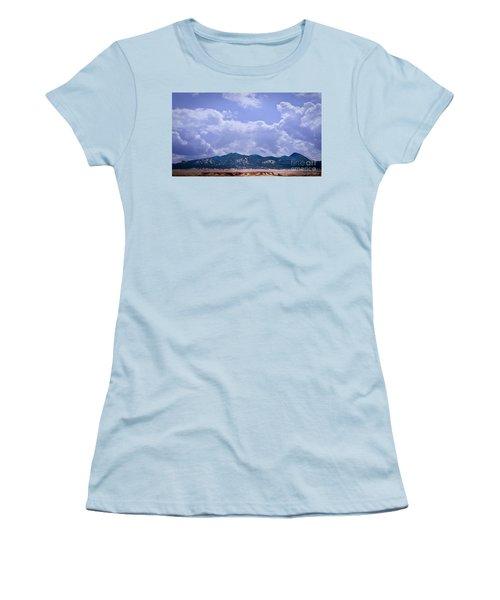 Montezuma County Landmark Women's T-Shirt (Junior Cut) by Janice Rae Pariza