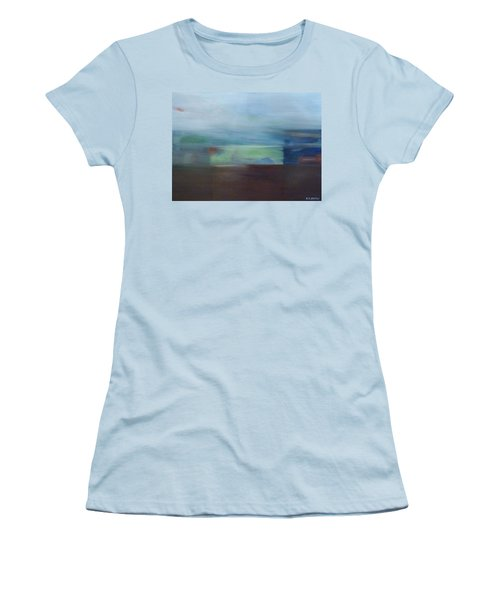 Motion Window Women's T-Shirt (Athletic Fit)