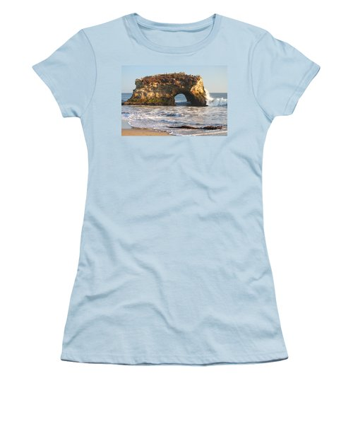 Natural Arches Women's T-Shirt (Athletic Fit)