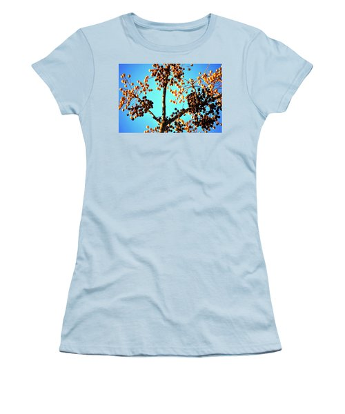 Nuts And Berries Women's T-Shirt (Junior Cut) by Matt Harang