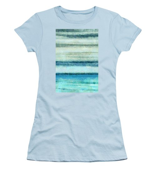 Ocean 4 Women's T-Shirt (Athletic Fit)