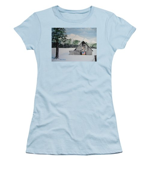 Old Forgotten But Still Proud Women's T-Shirt (Athletic Fit)