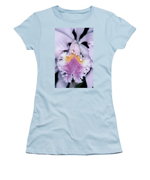Orchid 2 Women's T-Shirt (Junior Cut) by Andy Shomock