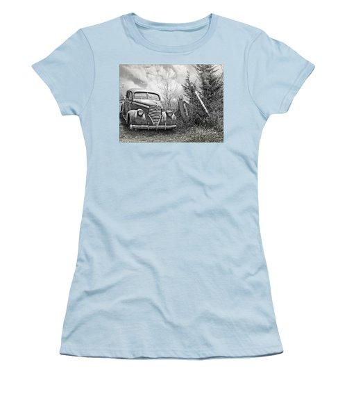 Part Of The Landscape Women's T-Shirt (Athletic Fit)