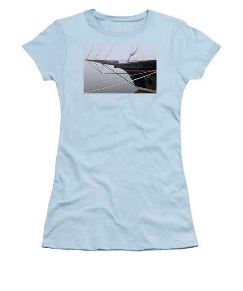 Women's T-Shirt (Junior Cut) featuring the photograph Peacemaker by Julia Wilcox