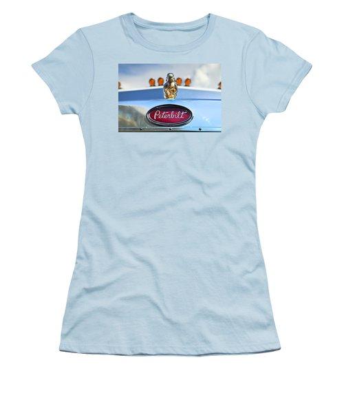 Peterbilt 2 Women's T-Shirt (Junior Cut) by Theresa Tahara