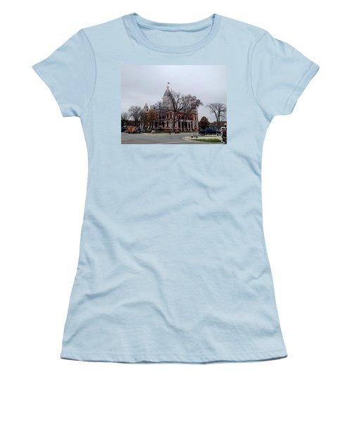 Pontiac Women's T-Shirt (Athletic Fit)