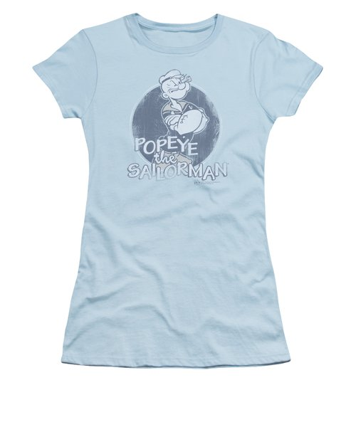 Popeye - Original Sailorman Women's T-Shirt (Athletic Fit)