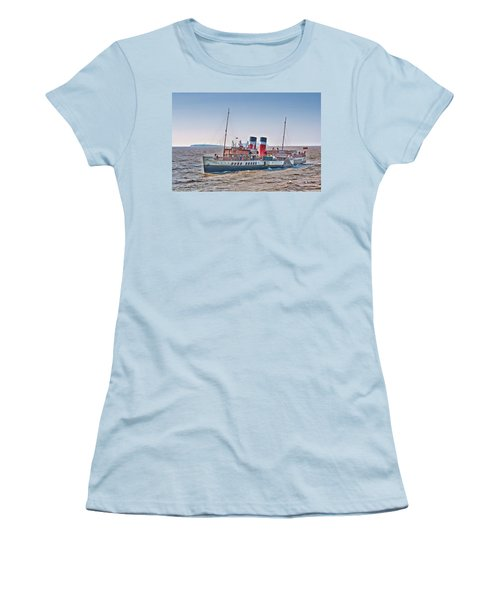 Ps Waverley Approaching Penarth Women's T-Shirt (Athletic Fit)