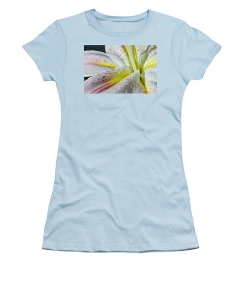 Pure And Fragrant Women's T-Shirt (Athletic Fit)