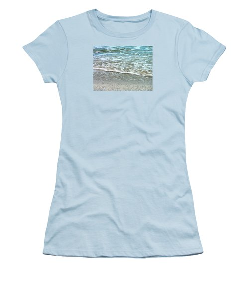 Rain Sea  Women's T-Shirt (Athletic Fit)