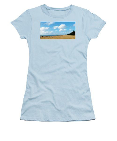 Women's T-Shirt (Junior Cut) featuring the photograph Reclamation 8 by Amar Sheow