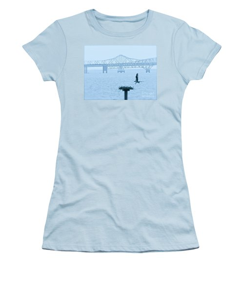 Returning Home  Women's T-Shirt (Athletic Fit)