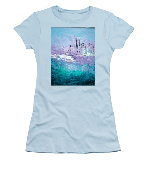 Sailing South - Sold Women's T-Shirt (Junior Cut) by George Riney
