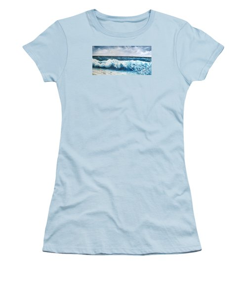 Seagulls Women's T-Shirt (Athletic Fit)