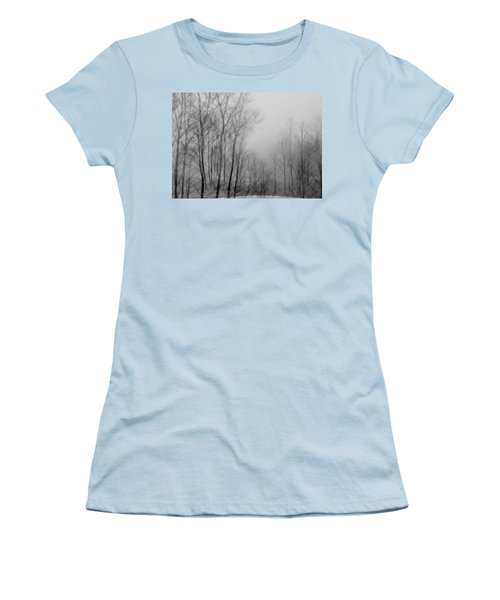 Shadows And Fog Women's T-Shirt (Athletic Fit)