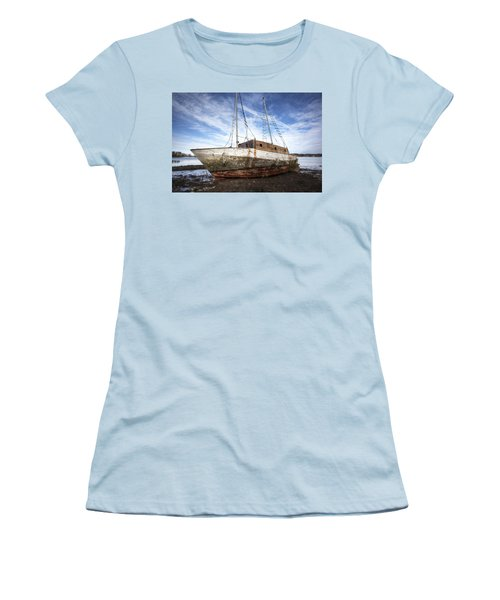 Shipwreck Women's T-Shirt (Athletic Fit)