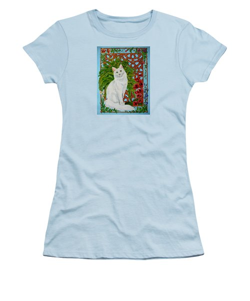 Snowi's Garden Women's T-Shirt (Athletic Fit)