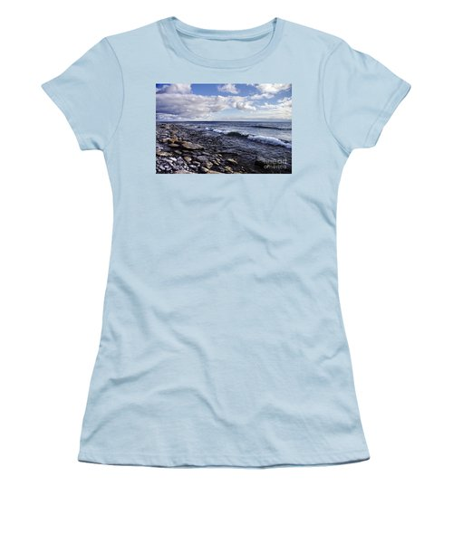 South Shore Amherst Island Women's T-Shirt (Athletic Fit)