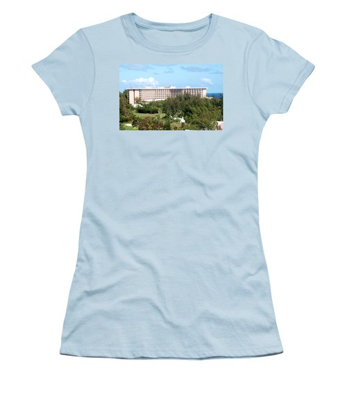 Southhampton Princess Bermuda Women's T-Shirt (Athletic Fit)