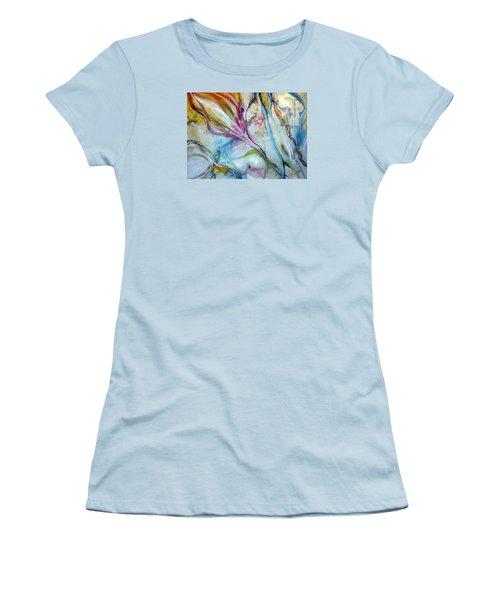 Spring Women's T-Shirt (Junior Cut) by Jan VonBokel