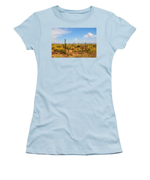 Spring Time On The Rolls - Arizona. Women's T-Shirt (Athletic Fit)