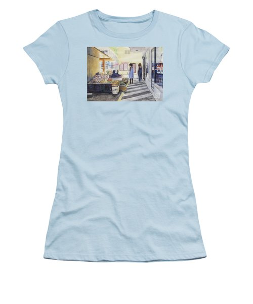 St Martin Locals Women's T-Shirt (Junior Cut)