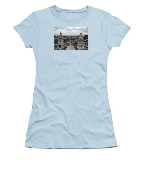 St Paul's View Women's T-Shirt (Athletic Fit)