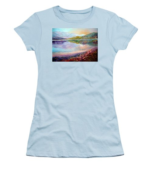 Summer Afternoon Women's T-Shirt (Athletic Fit)