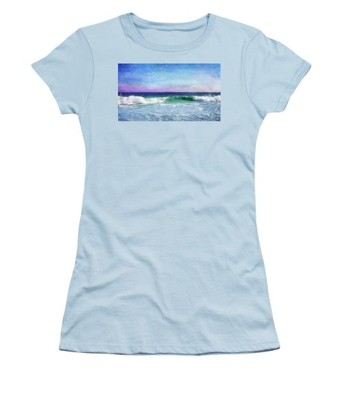 Summer Salt Women's T-Shirt (Athletic Fit)