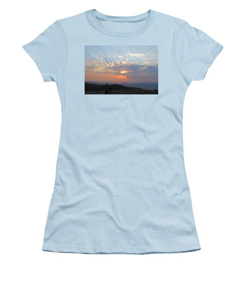 sun rays II Women's T-Shirt (Athletic Fit)