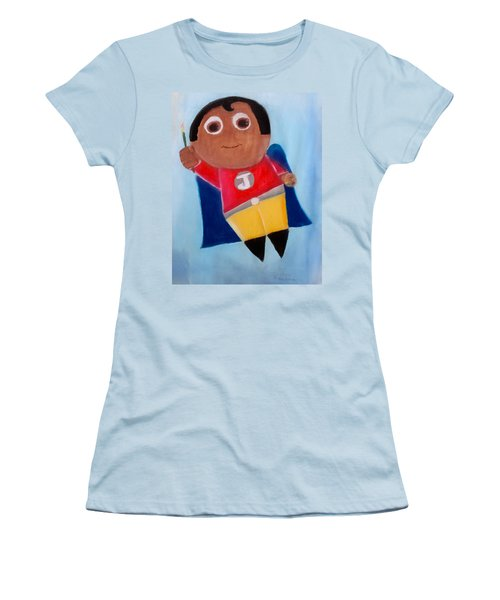 Super Artist Women's T-Shirt (Junior Cut) by Joshua Maddison
