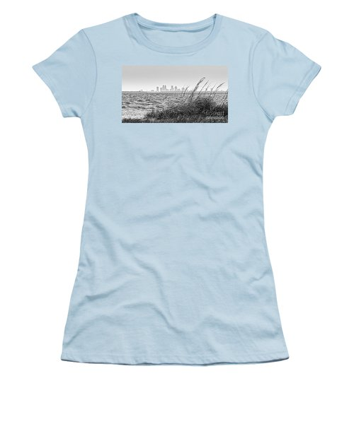 Tampa Across The Bay Women's T-Shirt (Athletic Fit)