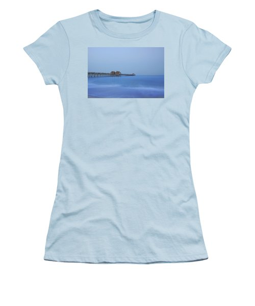 The Blue Hour Women's T-Shirt (Athletic Fit)