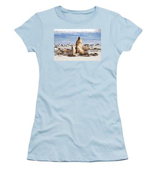 The Choir Women's T-Shirt (Athletic Fit)