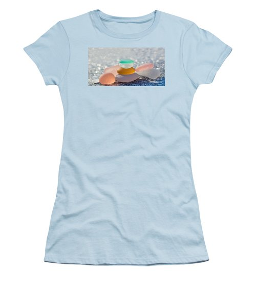 The Glass House Women's T-Shirt (Athletic Fit)