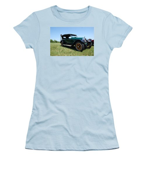 The Mercer Touring Coupe Women's T-Shirt (Athletic Fit)