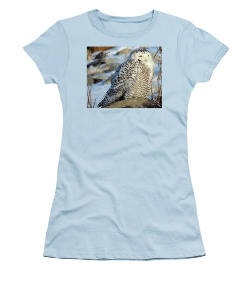 The Watcher Women's T-Shirt (Athletic Fit)