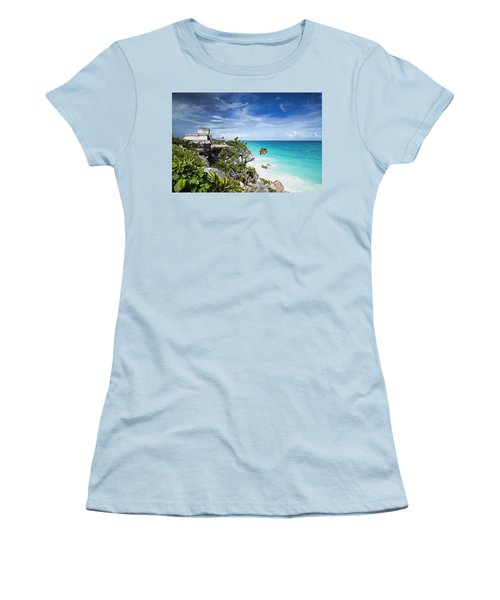 Tulum Women's T-Shirt (Athletic Fit)