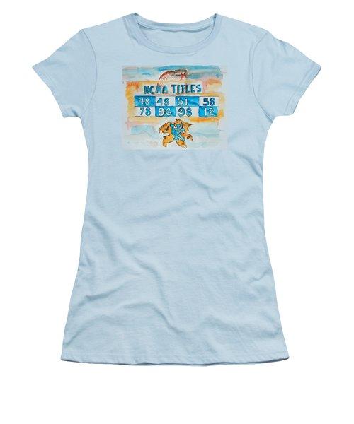 Uk Champs Women's T-Shirt (Athletic Fit)