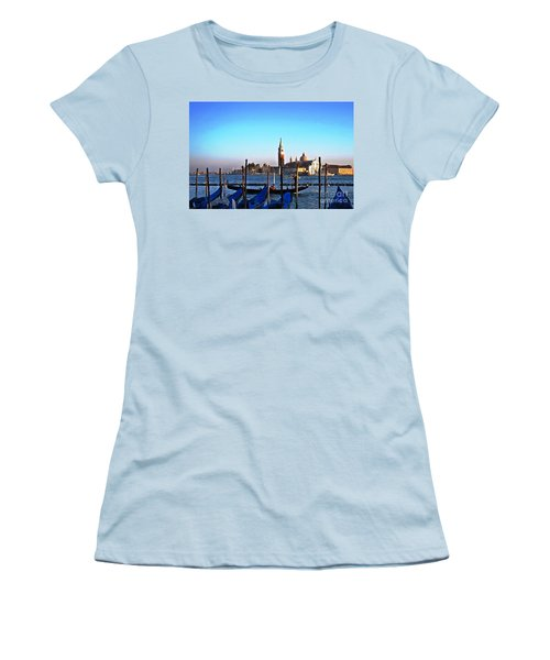 Venezia City Of Islands Women's T-Shirt (Athletic Fit)