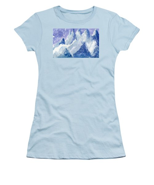 Vertical Horizons Women's T-Shirt (Athletic Fit)