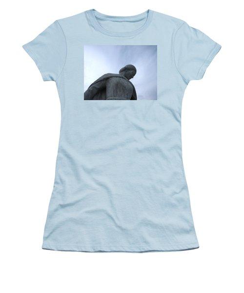 War Memorial  Women's T-Shirt (Athletic Fit)