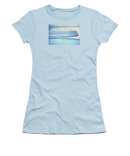 Washed Away Women's T-Shirt (Athletic Fit)