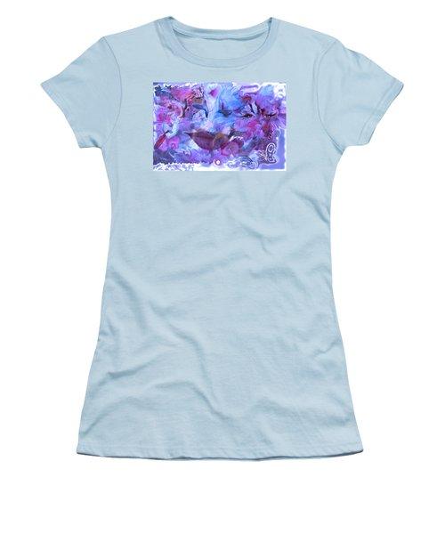Wings Of Joy Women's T-Shirt (Junior Cut) by Deprise Brescia