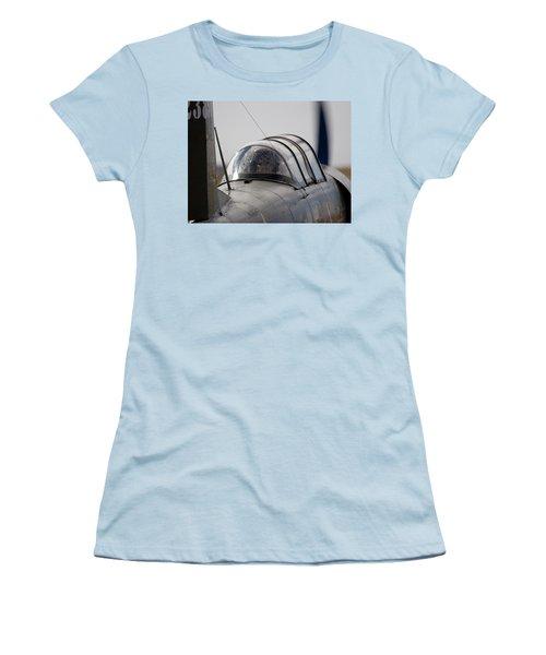 Yak Yak Women's T-Shirt (Junior Cut) by Paul Job
