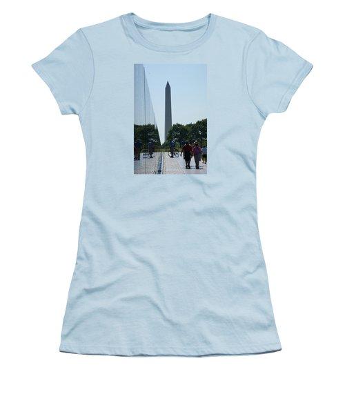 Monument Women's T-Shirt (Athletic Fit)